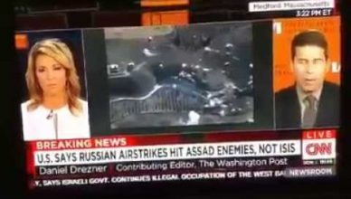 CNN: US And ISIS Working Together In Syria