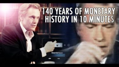 140 Years Of Monetary History In 10 Minutes - Mike Maloney