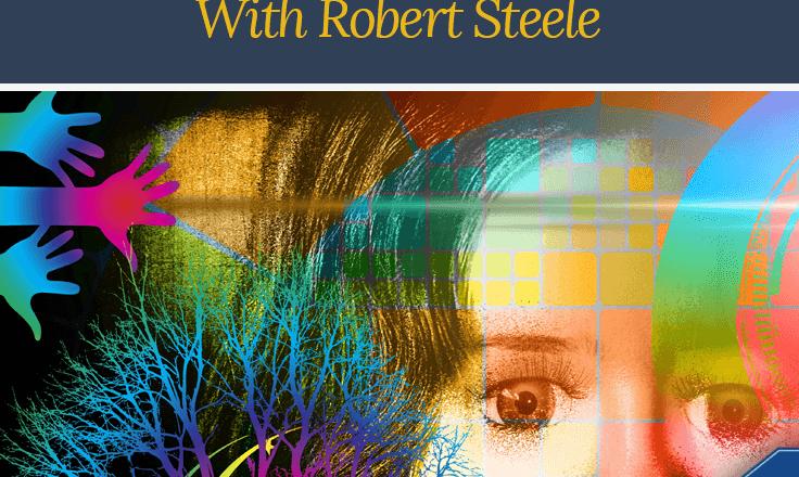 Robert David Steele, Ex-CIA Agent On The Political Pedophilia Epidemic