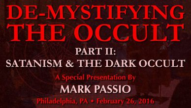 Mark Passio - De-Mystifying The Occult - Part II: Satanism & The Dark Occult