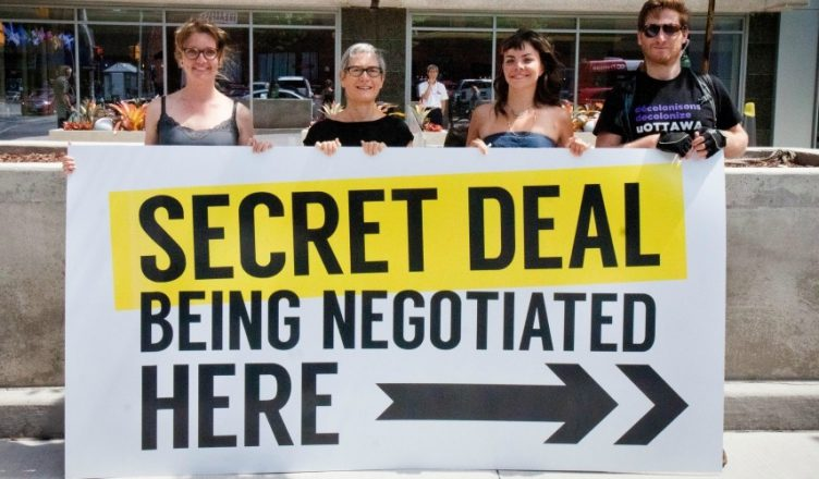 After Years of Backroom Secrecy, Public Will Finally Get to See Full TPP Text